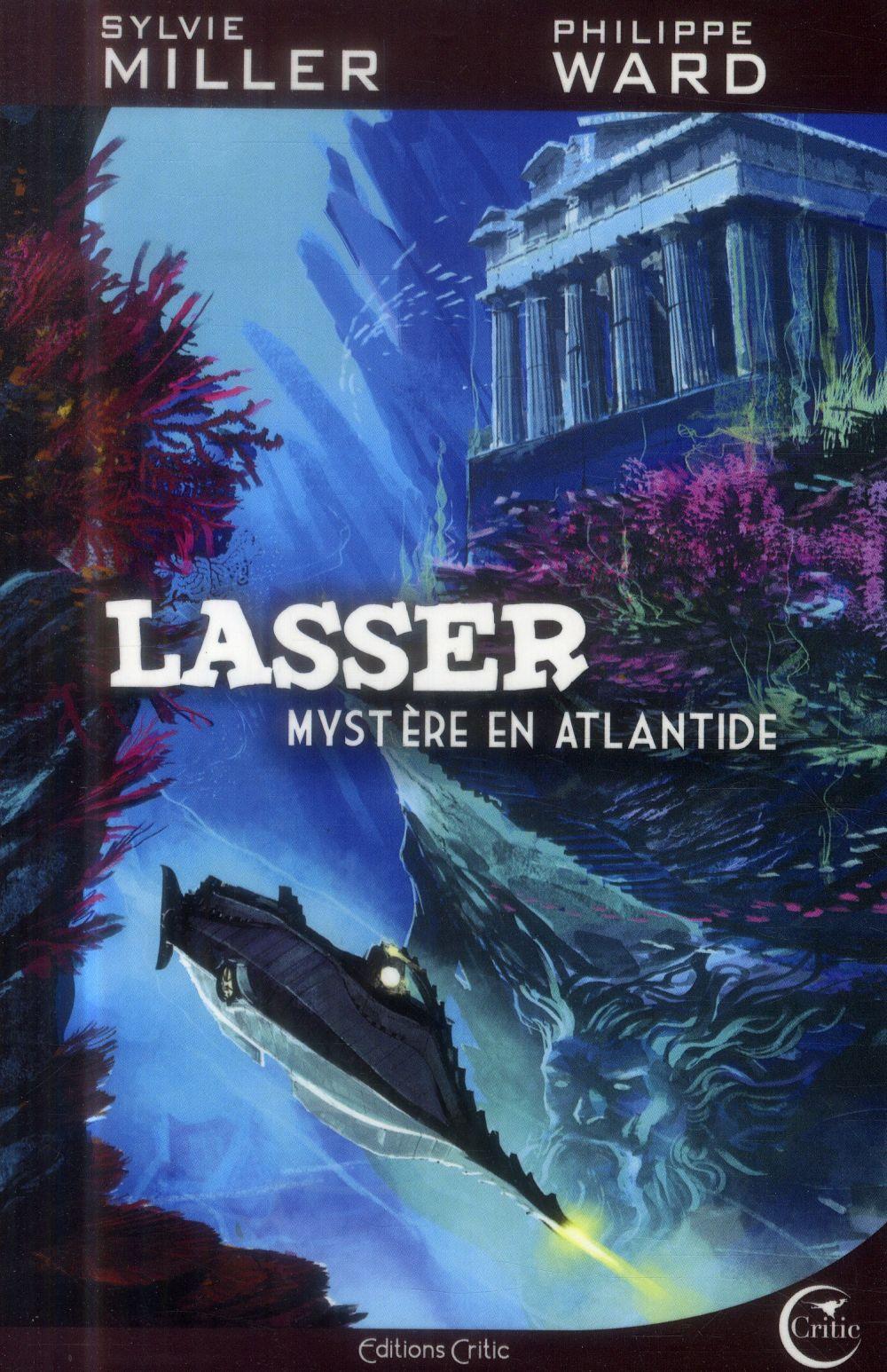 LASSER, DETECTIVE DES DIEUX - MYSTERE EN ATLANTIDE