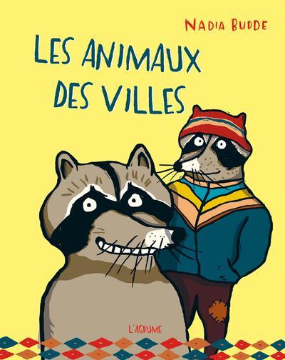 LES ANIMAUX DES VILLES