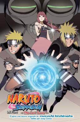 ANIME COMICS ANIME COMICS NARUTO SHIPPUDEN THE LOST TOWER