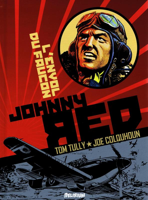 JOHNNY RED 1 - L'ENVOL DU FAUCON