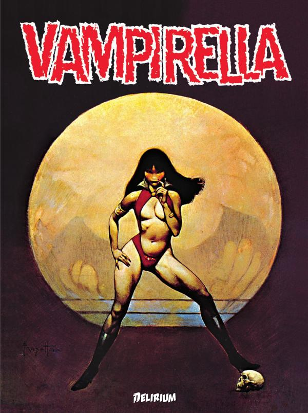 VAMPIRELLA - ANTHOLOGIE VOL.1