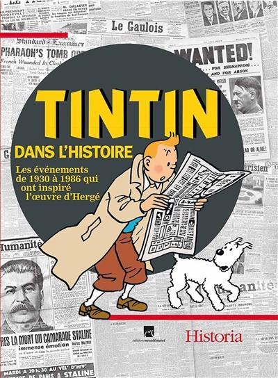 TINTIN DANS L' HISTOIRE