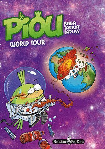 LE PIOU T03 WORLD TOUR