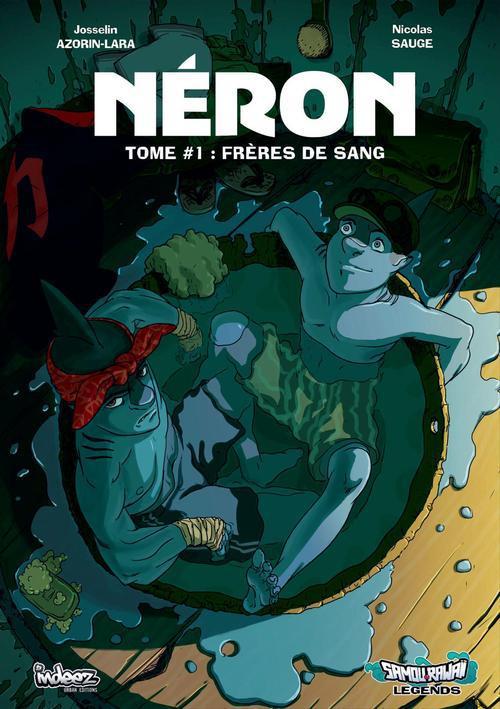NERON T1 : FRERES DE SANG