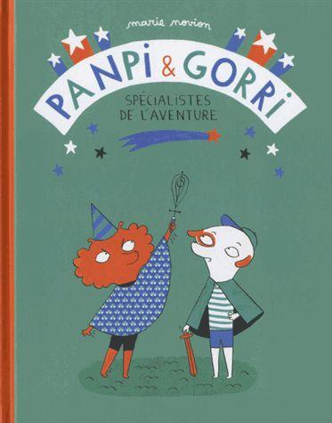 PANPI & GORRI - SPECIALISTES DE L'AVENTURE