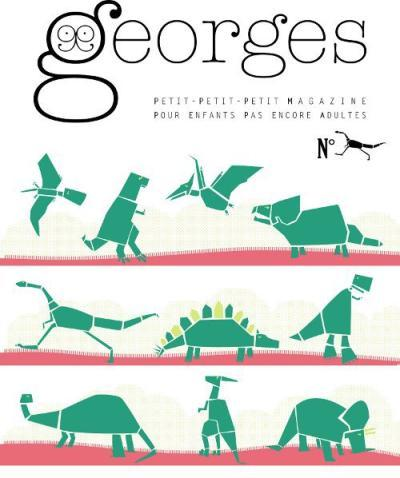 MAGAZINE GEORGES N 12 - DINO