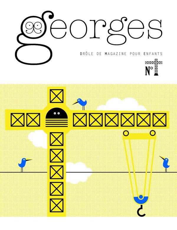 MAGAZINE GEORGES N 16 - GRUE