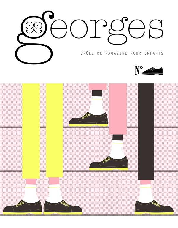 MAGAZINE GEORGES-N CHAUSSURE