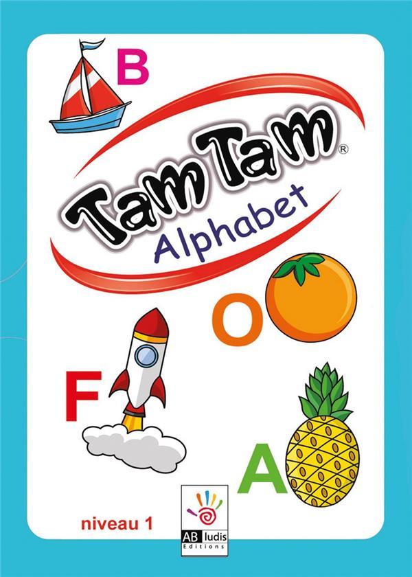 TAM TAM -  ALPHABET