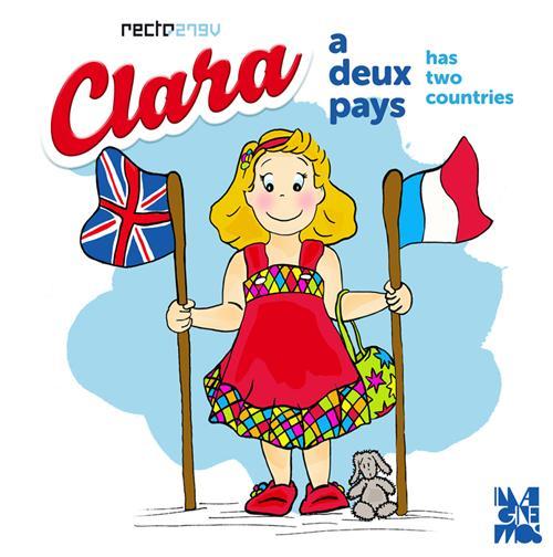 CLARA A DEUX PAYS 1 (FR-ANG)