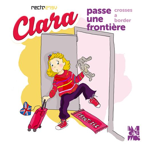 CLARA PASSE UNE FRONTIERE 3 (FR-ANG)