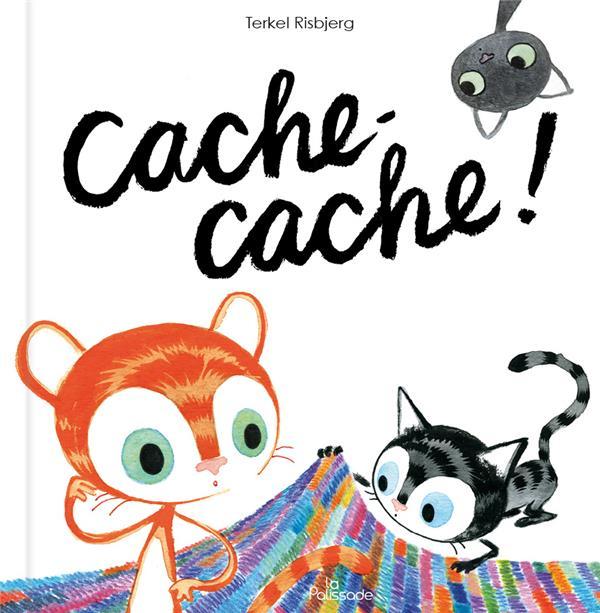 LES P'TITS CHATS - CACHE-CACHE