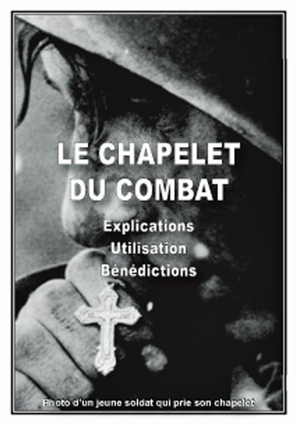 CARNET DU CHAPELET DE COMBAT