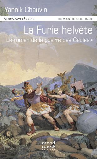 ROMAN DE LA GUERRE DES GAULES T1 (LE)