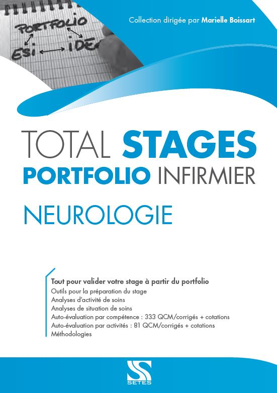 NEUROLOGIE - TOTAL STAGES/PORTFOLIO INFIRMIER