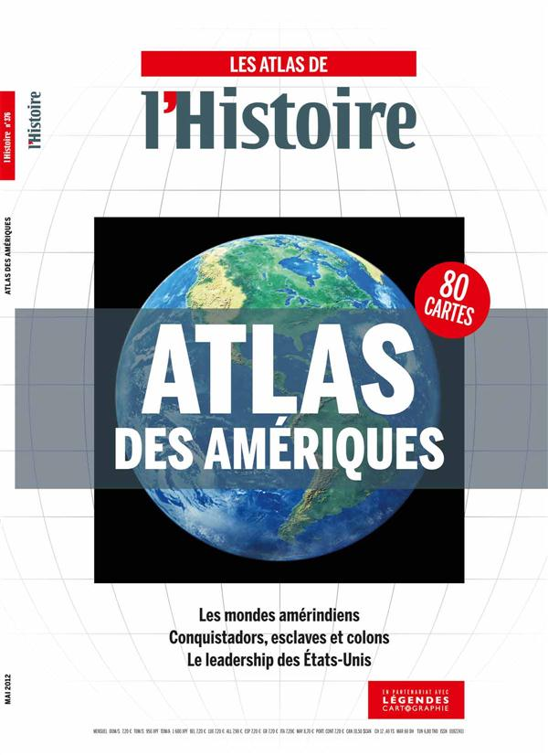 ATLAS DES AMERIQUES