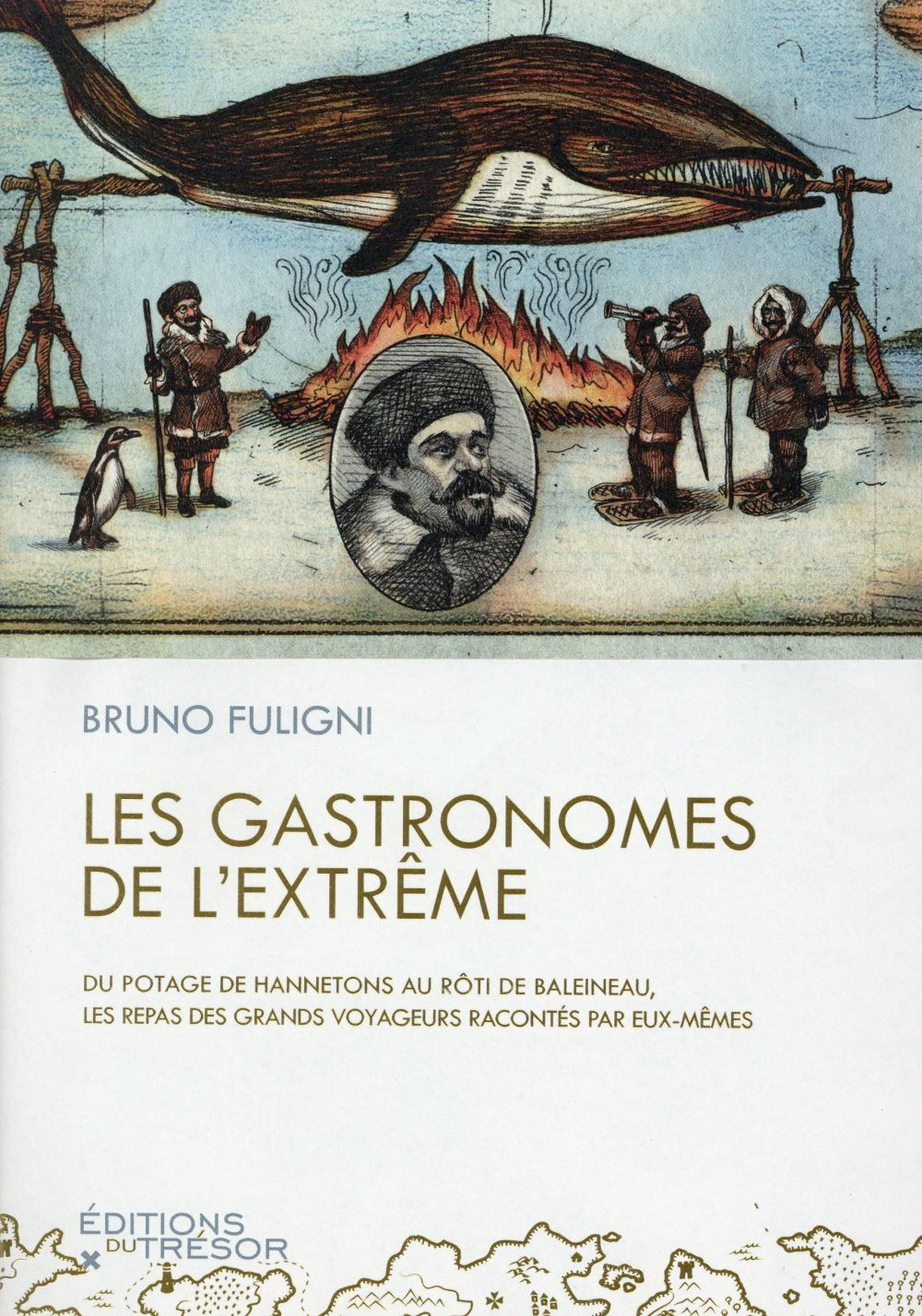 LES GASTRONOMES DE L'EXTREME
