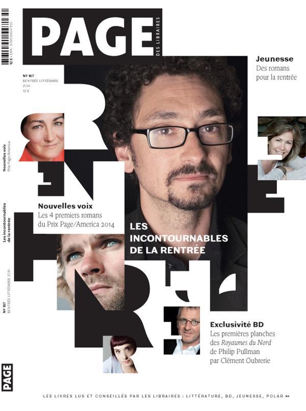 PAGE DES LIBRAIRES