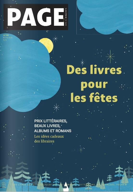 PAGE DES LIBRAIRES, DES LIVRES POUR LES FETES