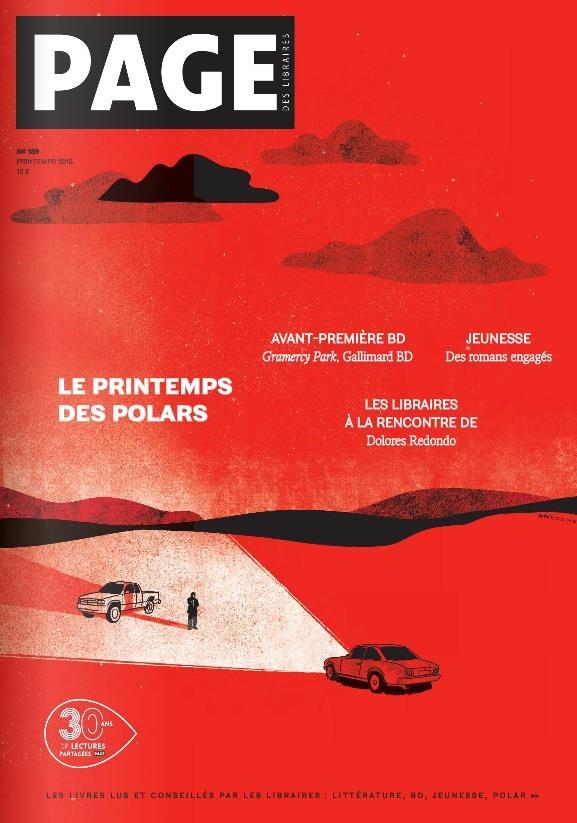 PAGE DES LIBRAIRES. NA  189, LE PRINTEMPS DES POLARS
