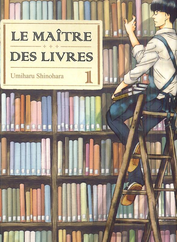 LE MAITRE DES LIVRES - TOME 1