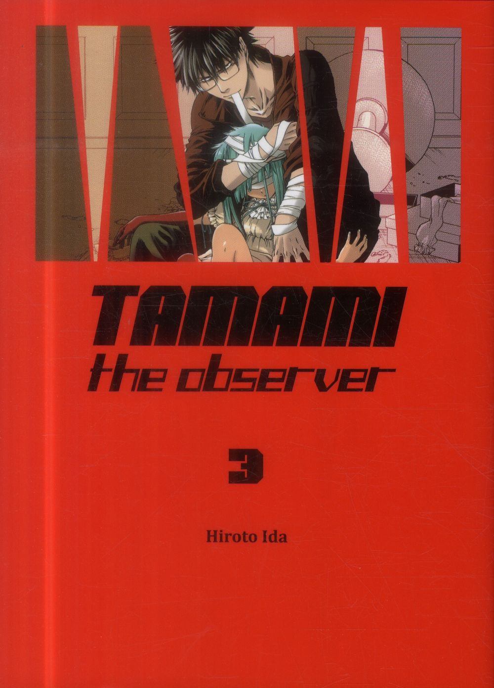 TAMAMI THE OBSERVER - TOME 3 - VOL03