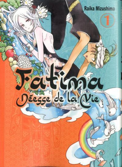 FATIMA DEESSE DE LA VIE - TOME 1 - 01