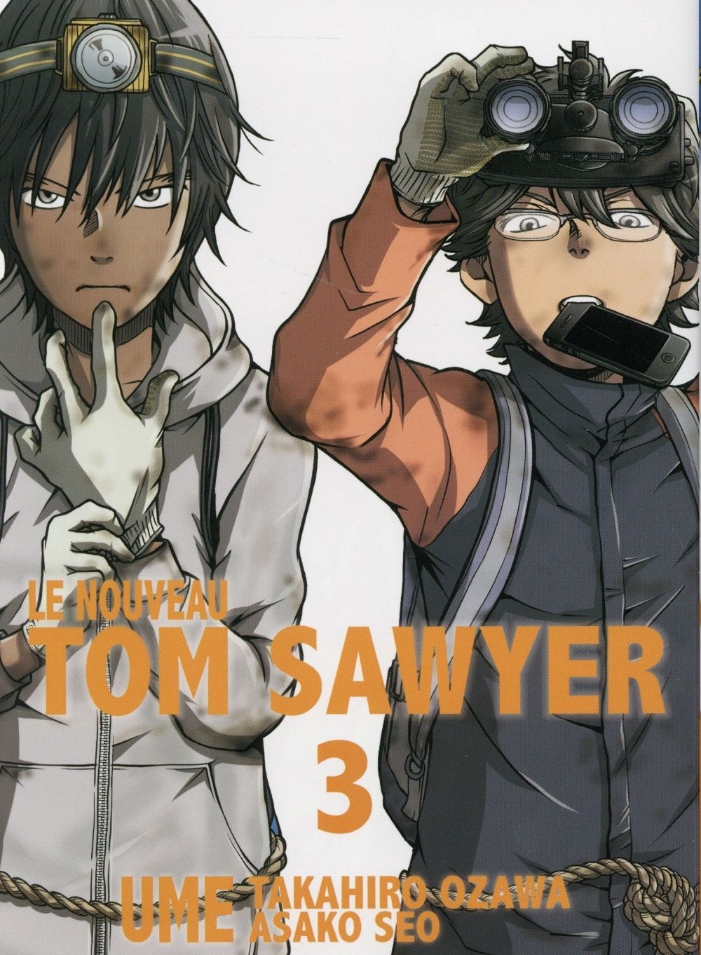 LE NOUVEAU TOM SAWYER - TOME 3