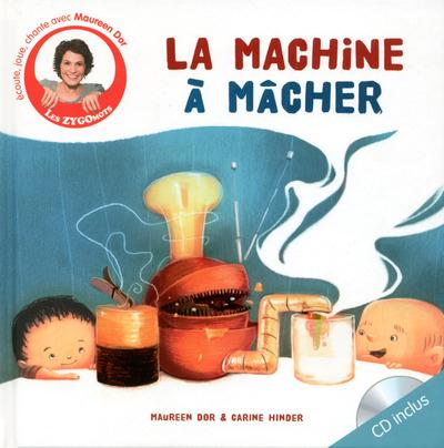 LA MACHINE A MACHER