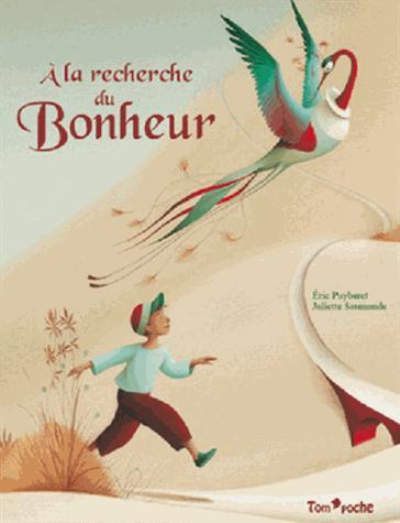 A LA RECHERCHE DU BONHEUR   BROCHE