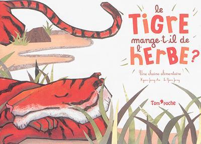 TIGRE MANGE-T-IL DE L'HERBE ? (LE)