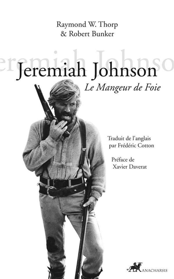 JEREMIAH JOHNSON.LE MANGEUR DE FOIE