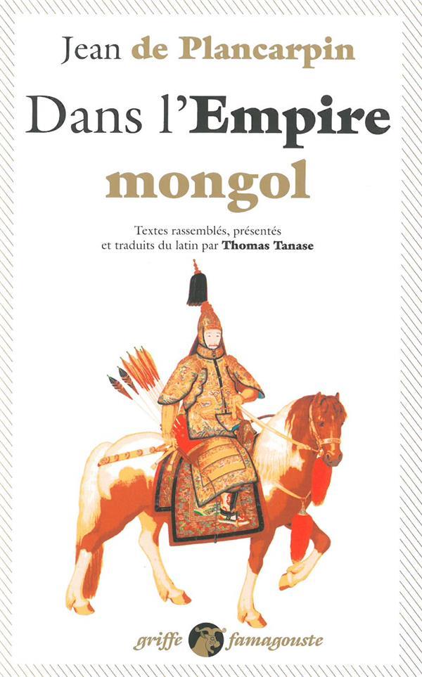 DANS L EMPIRE MONGOL