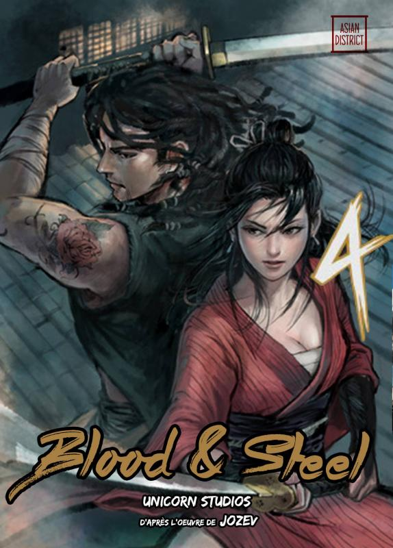 BLOOD & STEEL T04