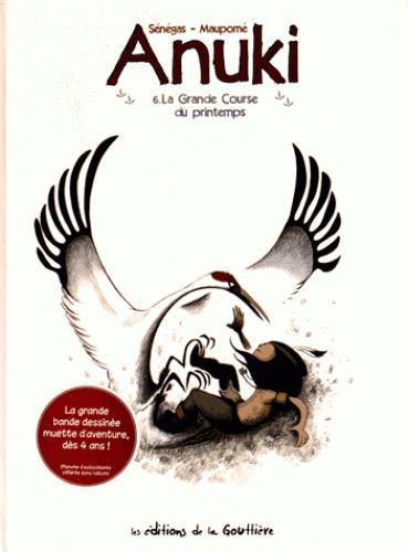ANUKI T6-LA GRANDE COURSE DU PRINTEMPS