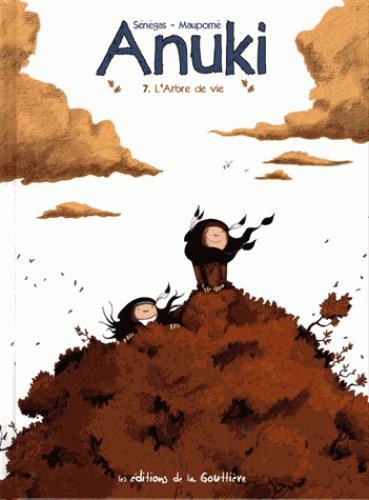 ANUKI T7 - L'ARBRE DE VIE
