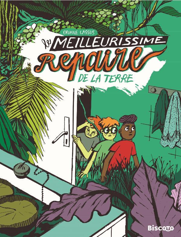 MEILLEURISSIME REPAIRE DE LA TERRE (LE)