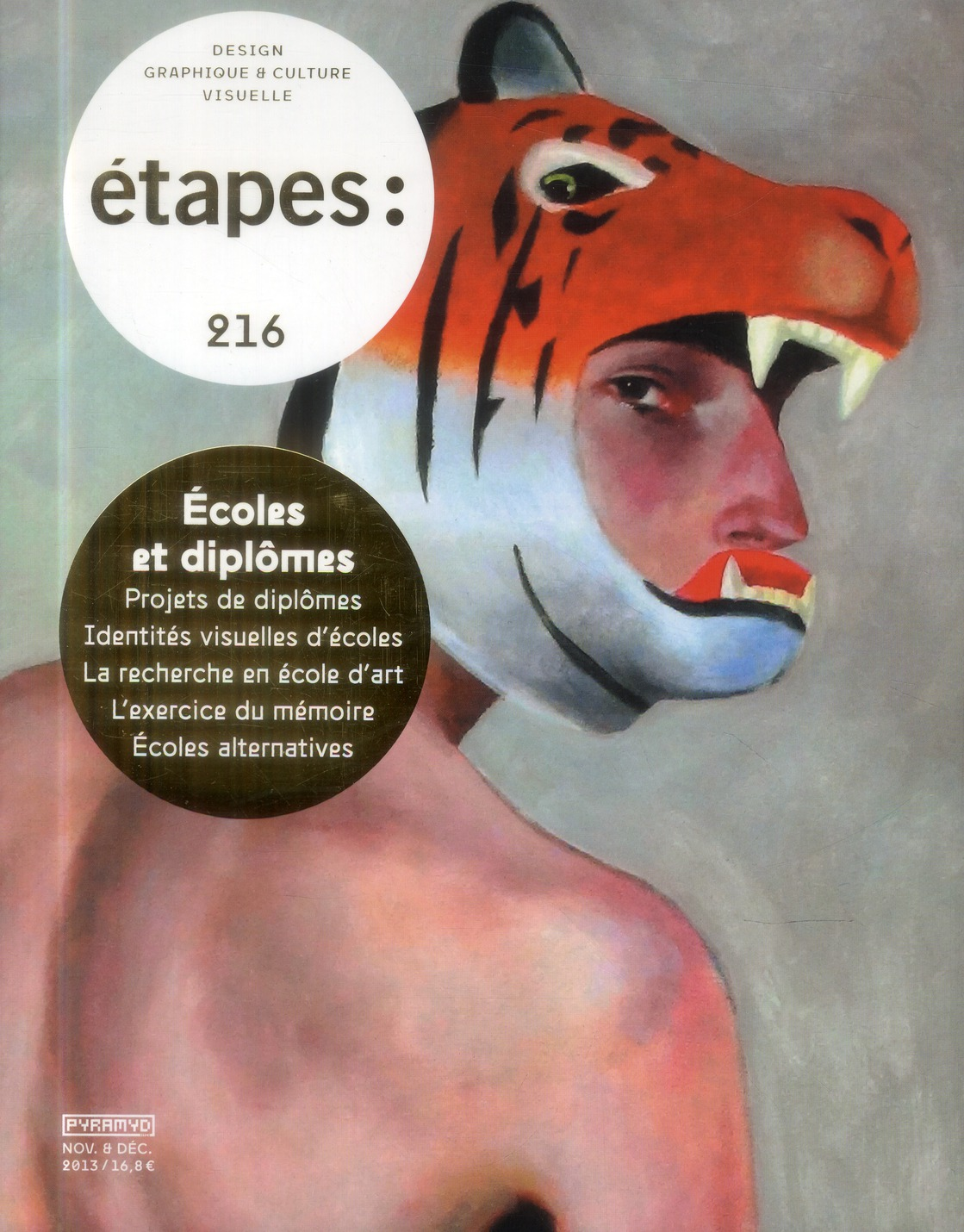 ETAPES N 216