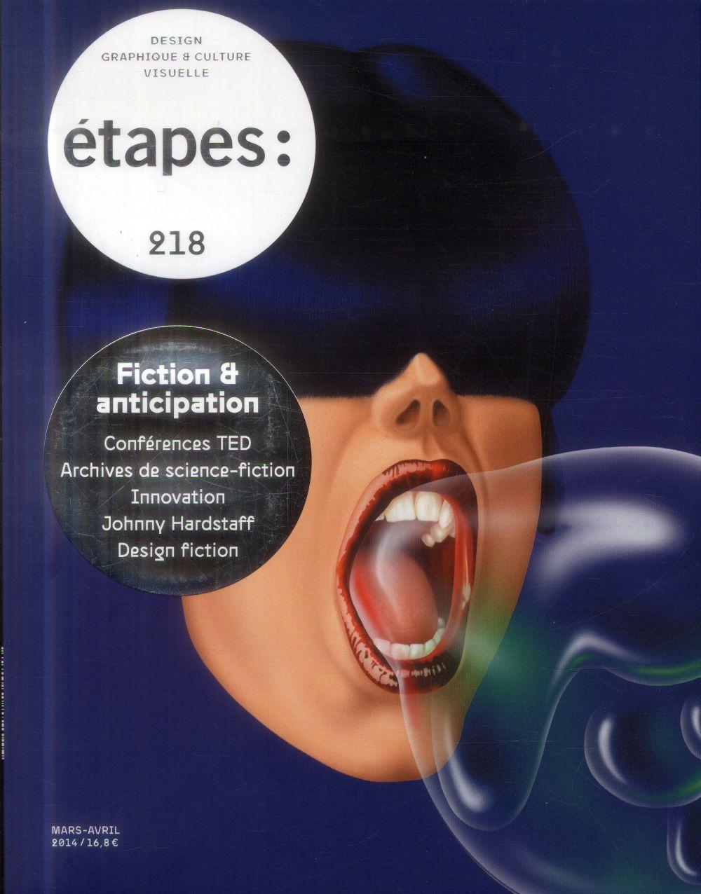 ETAPES - NUMERO 218