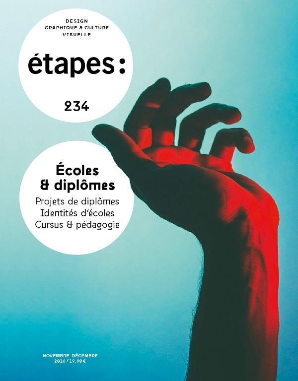 ETAPES - NUMERO 234 ECOLES & DIPLOMES 2016