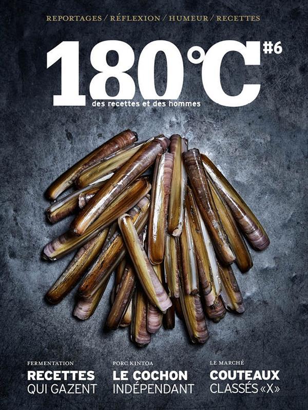 180 C DES RECETTES ET DES HOMMES VOL 6