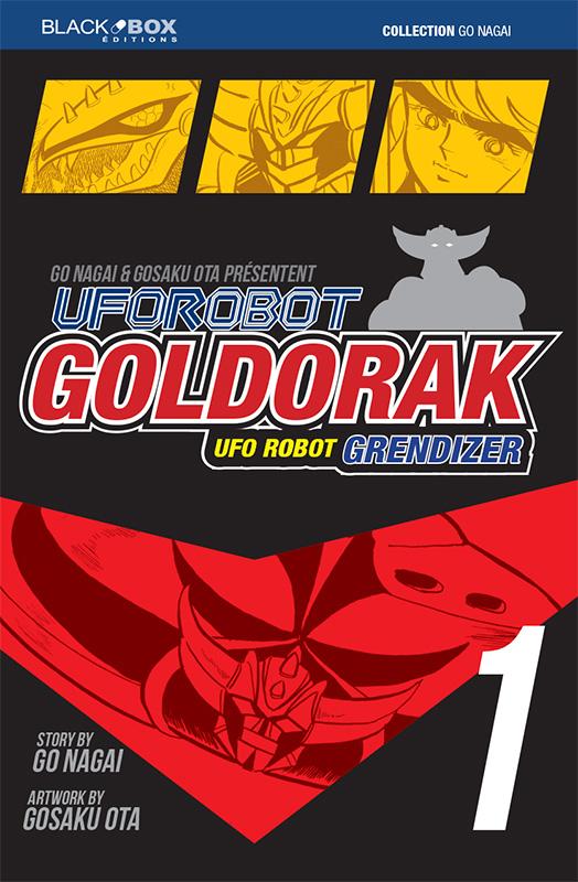 GOLDORAK TOME 1
