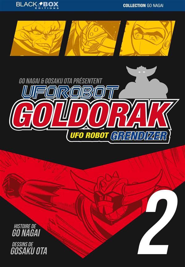 GOLDORAK TOME 2