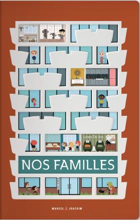 NOS FAMILLES (COLL. LES MAISONS DE LEON)