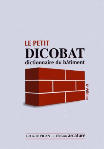 PETIT DICOBAT 6E EDITION 2016