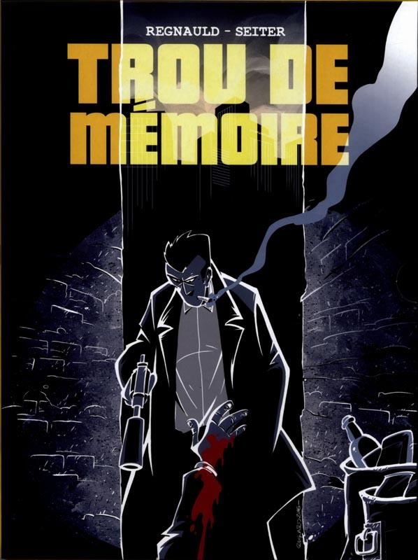 TROU DE MEMOIRE - COFFRET T1+T2