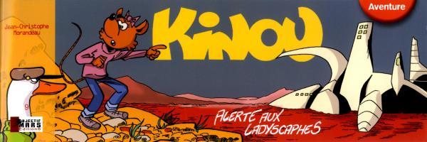 KINOU, ALERTE AUX LADYSCAPHES
