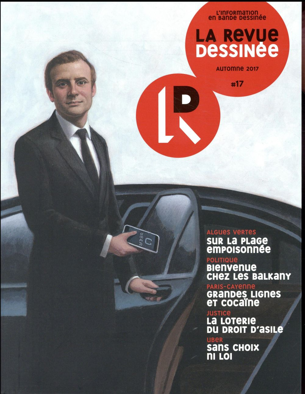 LA REVUE DESSINEE N17