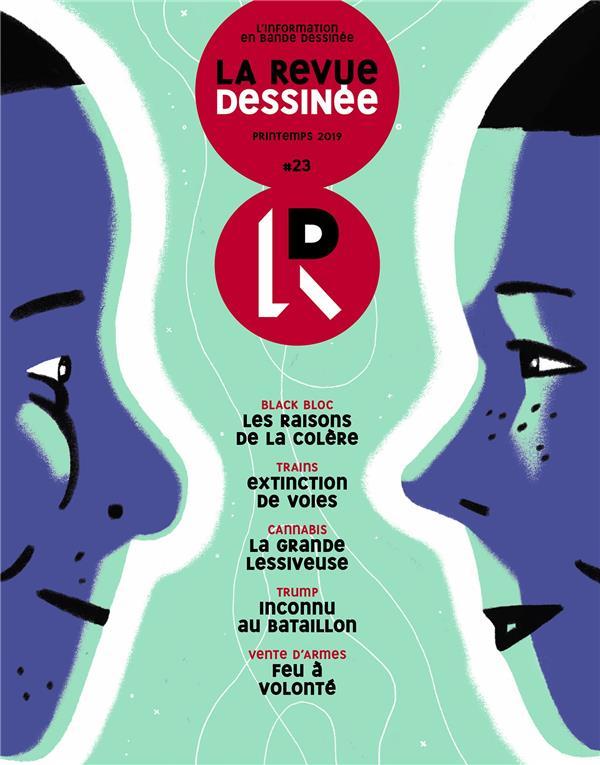 LA REVUE DESSINEE N 23 - T23