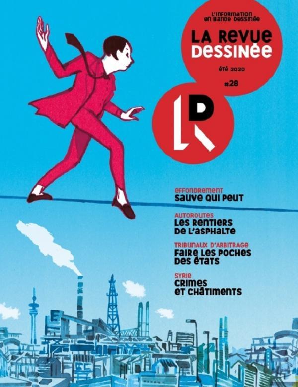 REVUE DESSINEE - T28 - LA REVUE DESSINEE N 28